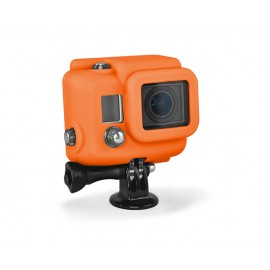 SILICONE COVER ORANGE GOPRO HERO3+