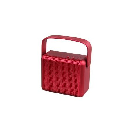 BOOMAX - Bluetooth Speaker - Red