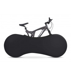 INDOOR BIKE COVER - BLACK