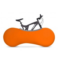 INDOOR BIKE COVER - ORANGE