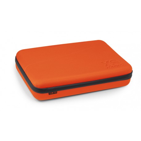 LARGE CAPXULE SOFT CASE - XSORIES - ORANGE