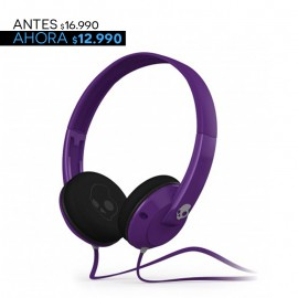 UPROCK PURPLE/GREY - SKULLCANDY