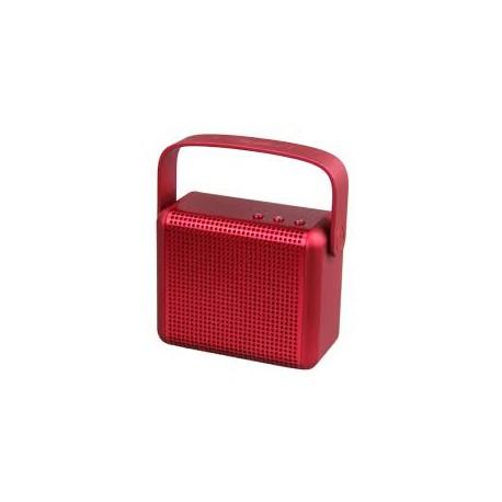 BOOMAX - Bluetooth Speaker - Red