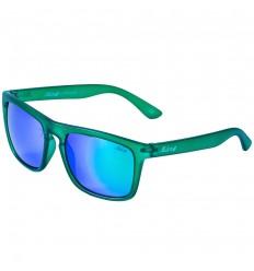 Anteojos de Sol Unisex Verde Mate