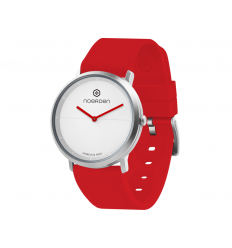 RELOJ NOERDEN LIFE2 SILICONE RED