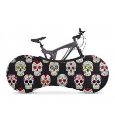 INDOOR BIKE COVER - SKULSS