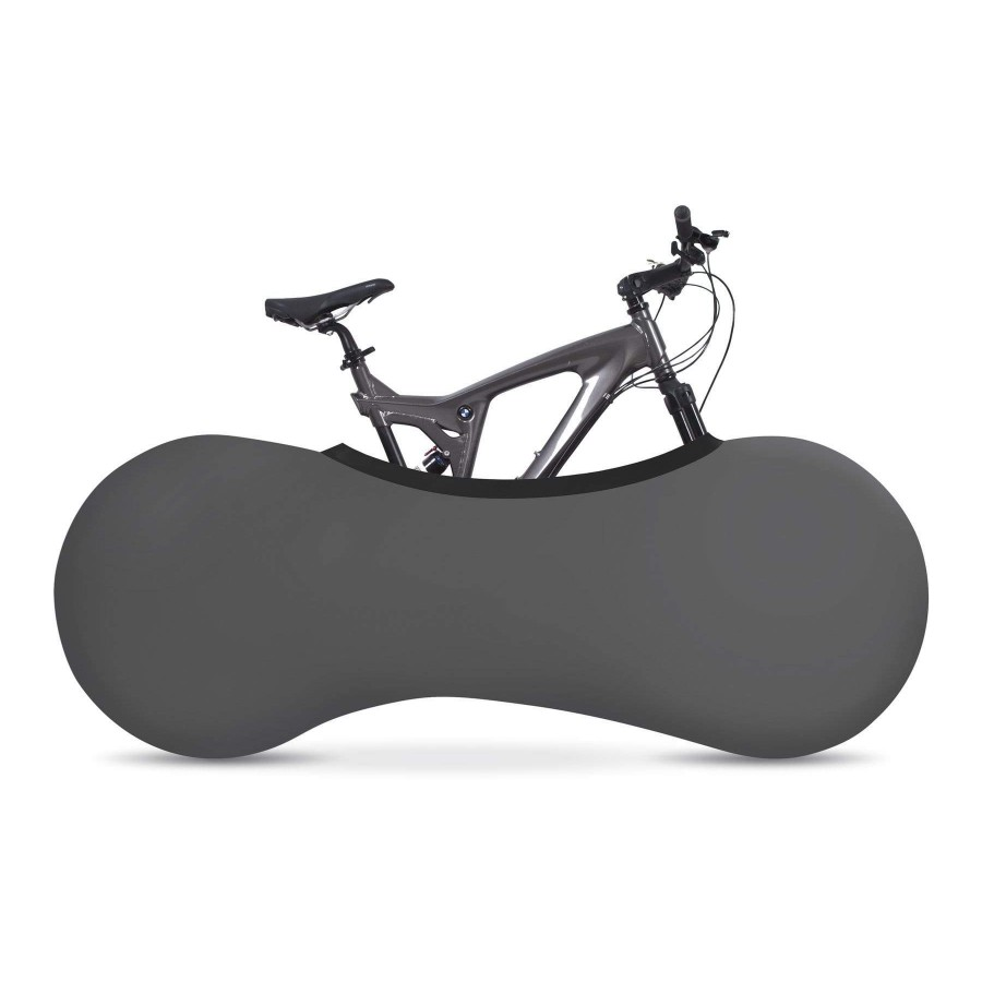 INDOOR BIKE COVER - DARK GREY