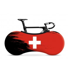 INDOOR BIKE COVER - SWISS