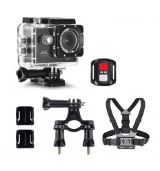 BIKE KIT CAMARA HDBOX PRO 4K