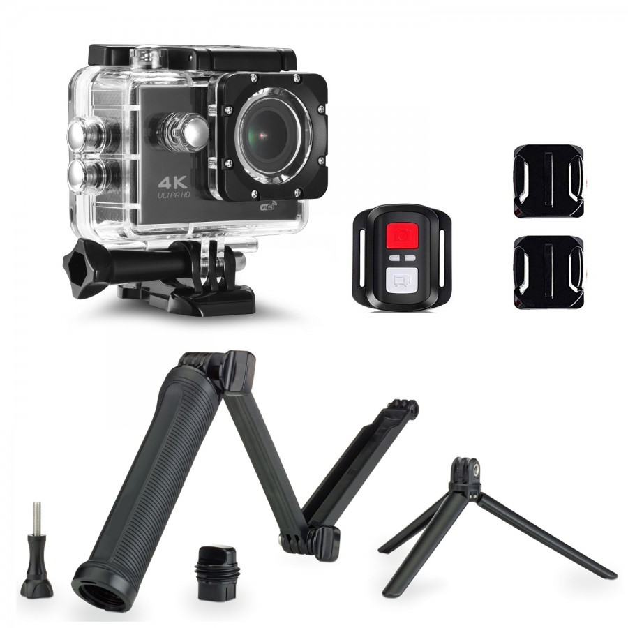 ADVENTURE KIT CAMARA HDBOX PRO 4K