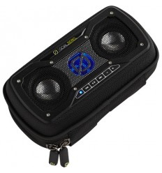 Parlante Solar Bluetooth Rock Out 2 -Black